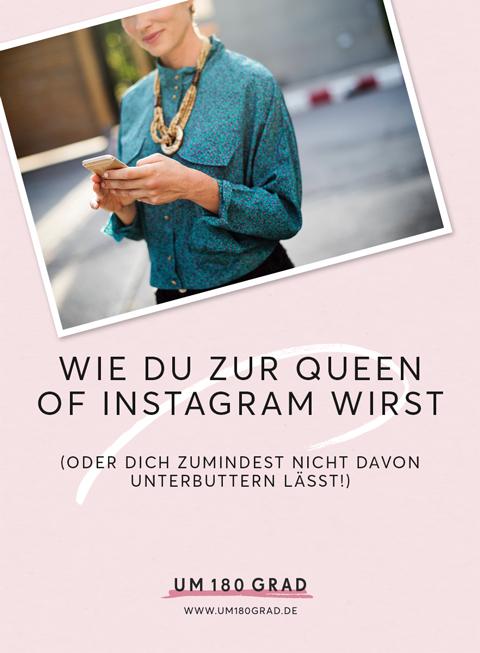Erstelle einen falschen Instagram-Beitrag